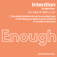 IntentionSetting_Enough