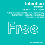 IntentionSetting_Free
